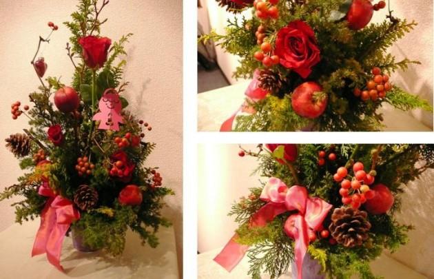 クリスマスリース11