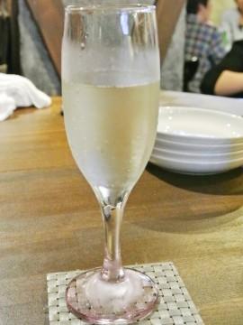 樽生スパークリングワイン!200円!