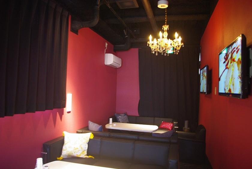 船橋駅チカの女子会でおすすめのBellB(VIP席)